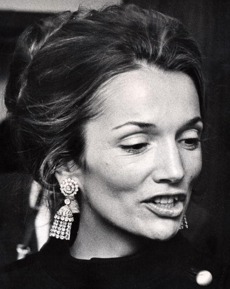 Lee Radziwill portrait