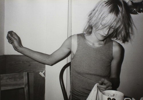 Kirsten Owen by Juergen Teller 1998 - 1