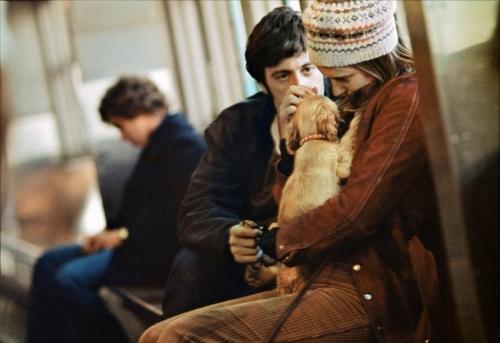 The Panic in Needle Park  (Al Pacino, Kitty Winn)